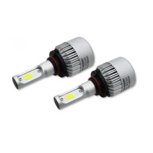 72W 8000lm LED delantera de la linterna LED salta S2 9005 Hb3 6500k Auto luz de la cabeza para Volkswagen Toyota
