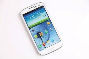 Originele Geopende Androïde die S3 I9300 Smartphone S3 in Korea wordt gemaakt