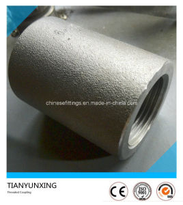 Accoppiamento completo filettato forgiato del acciaio al carbonio dei montaggi