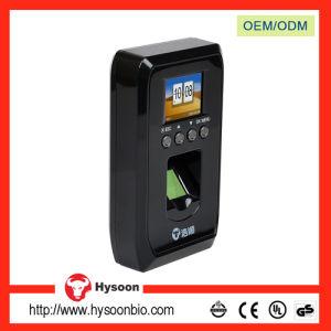 Автономные небольшого размера TFT цветной экран биометрический считыватель отпечатков пальцев системы C90