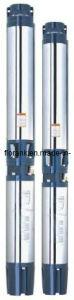 6 Inch-gute Qualitätstiefe Vertiefungs-versenkbare Wasser-Pumpe