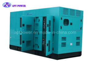 Dieselgenerator-Set des China-Lieferanten-450kw, leiser Typ Generator