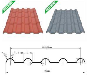 Prezzi anticorrosivi della plastica delle mattonelle di tetto