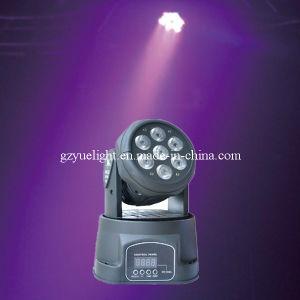 段階Lighting 7PCS*10W LED Moving Head
