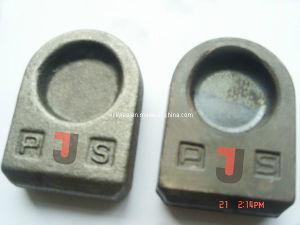 Cylinger hidráulico forjando