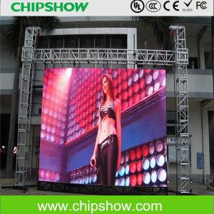 LED de exterior5.33 Chipshow Rr ecrã de vídeo de bicicleta o visor LED