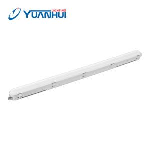 LED de Venta caliente resistente al agua IP66 de 0,6 m de 1,2 a 1,5 m de los vapores de lineal de la iluminación de luz Tri-Proof apretados con CE/CB/EMC/ENEC/TUV/SG/Rcm/Certificaciones RoHS