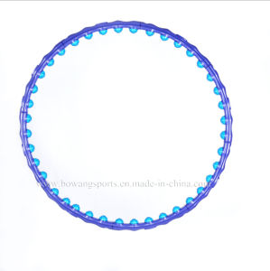 LED de fitness réglable Hula Hoop Sports en plastique souple de gros Direct Hula Hoop