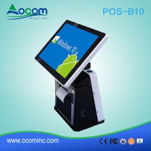 10.1 van de Androïde Slimme LCD POS van de Vertoning Duim Terminal