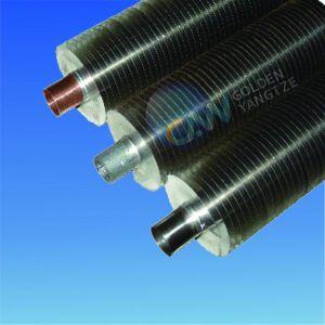 螺線形のFinned管
