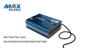 深いレーザーの彫版のための100Wパルスのファイバーレーザーの発電機