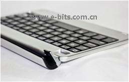Aluminium Wireless Bluetooth Keyboard voor iPad Mini (iPad mini) (eb-I787)