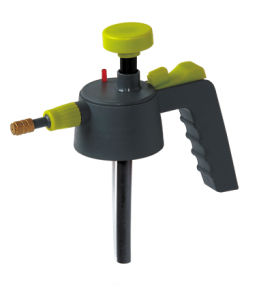 Depósito de plástico do pulverizador de pressão do lado do cabeçote (SX-577)