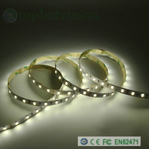 Alto brillo5630/5730 tira de LED Flexible SMD LED 60/M