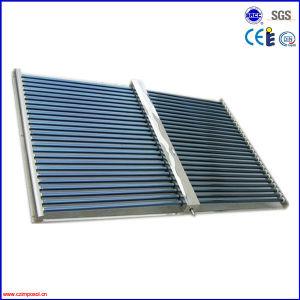 세륨과 Keymark 태양 증명서를 가진 비 압력을 가한 태양열 수집기