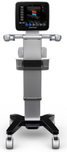 Med-Du-St30 de Scanner van de Ultrasone klank van Doppler van de Kleur van het Scherm van de Aanraking van Pw WiFi