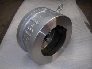 Полупроводниковая пластина тип диска проверьте клапан подъема