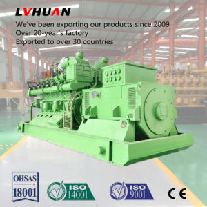 발전소 20kw - 800kw Biogas 발전기