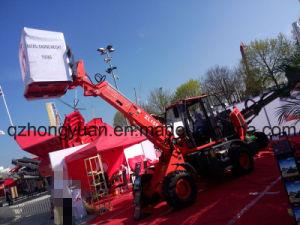 2017 de Eerlijke Telescopische Lader Hy1500 van München Bauma met Ce- Certificaat