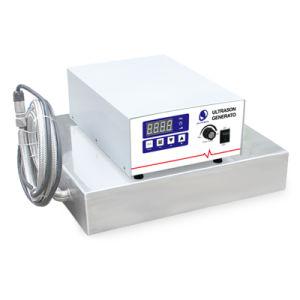 Tratamiento de aguas de alta potencia de los portamaletas transductor ultrasónico sumergible ultrasónico transductores Paquete