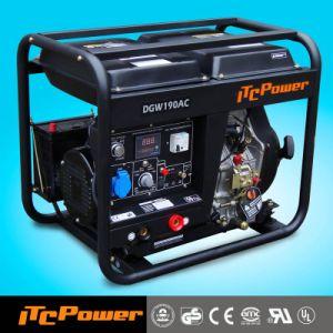 0-190 de Diesel 0-300AC Generator van de Lasser