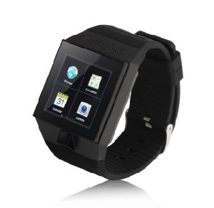 Androider intelligenter Uhr-Telefon 512MB Touch Screen DES RAM-4GB ROM-1.54inch