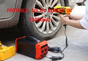Panneau solaire portable 50W l'énergie solaire pour l'extérieur du générateur de Camping