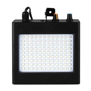 En el interior del piso 35W el Equipo de DJ Fase LED Luz estroboscópica