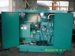 防音のCumminsのディーゼル発電機セット