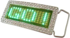 3# светодиодный дисплей плечевой лямки ремня безопасности