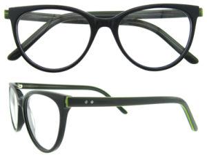 De in het groot Optische Optische Frames van de Glazen van Eyewear van de Acetaat van Frames Met de hand gemaakte