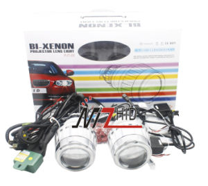 G5 35W 12V bixenón lente Proyector de luz HID