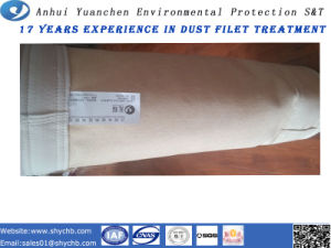 Цедильный мешок сборника пыли волокна Nomex
