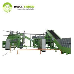 Dura-Tagliuzzare il pneumatico caldo di vendita che ricicla la macchina (TSD1651)