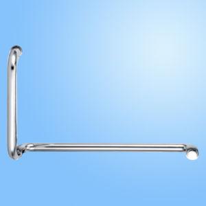 Alta Qualidade Chuveiro de Aço Inoxidável botão multifunções (FS-1909)