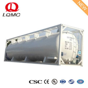 20FT Recipiente do tanque de líquido de gasóleo