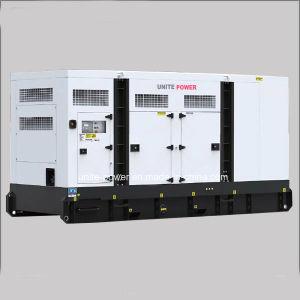 200kVA Volvo Engine Soundproof/Silent Diesel Generator Set/Genset