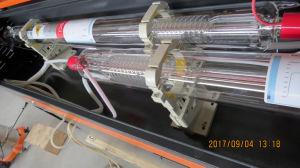 섬유유리 Pvcfoam를 위한 이중 헤드 Laser 조판공 절단기 1610년