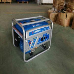 Arranque eléctrico 5KW 7 kw 8 kw a gasolina Portátil/Gerador a gasolina