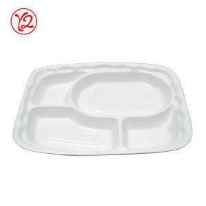 Fabricant de la lumière de remise en vente directe de la vaisselle ensemble plaque de fast-food