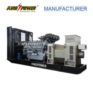 Perkins 640kw High Voltage Diesel Generator mit 6300V