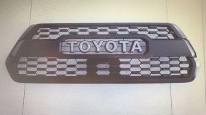 La rejilla para Toyota Tocoma 2016+