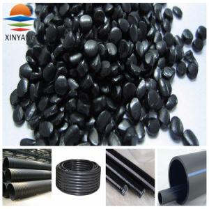 Nero di carbonio di 45% Masterbatch per HDPE 100 tubi