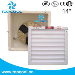 Sistema de ventilación del extractor de la pulgada Gf14