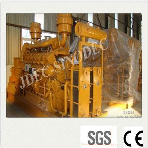 Mini Elektrische centrale Coal Mine Methane Generator Set met Ce en ISO (200kw)