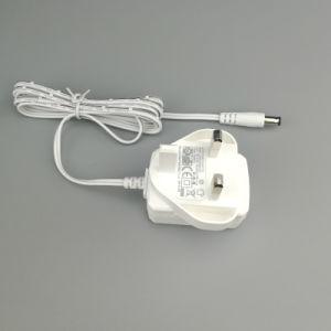 12W BRITISCHER Typ Energien-Adapter 12V 1A mit Cer GS-Bescheinigung