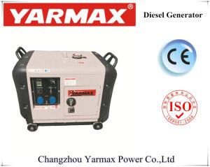 gruppo elettrogeno diesel portatile di monofase 5kVA