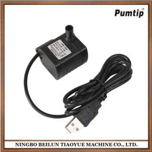 Haute qualité micro USB de la pompe à eau submersibles CC sans balai
