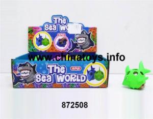 Nuevo diseño de compresión de dinosaurio de Juguete Blando juguete Bola (911655)