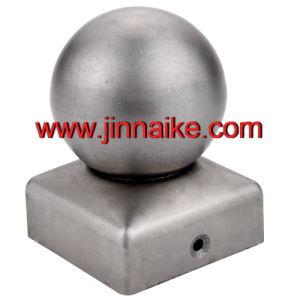 Protezione d'acciaio dell'alberino della sfera rotonda